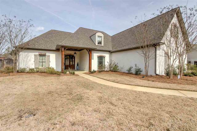 100 Abbey Gardens Cir, Madison, MS 39110 (MLS #326795) :: Exit Southern Realty