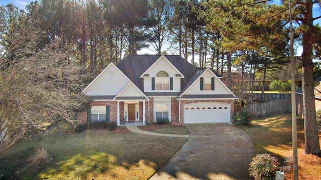152 Apple Blossom Dr, Brandon, MS 39047 (MLS #326920) :: RE/MAX Alliance