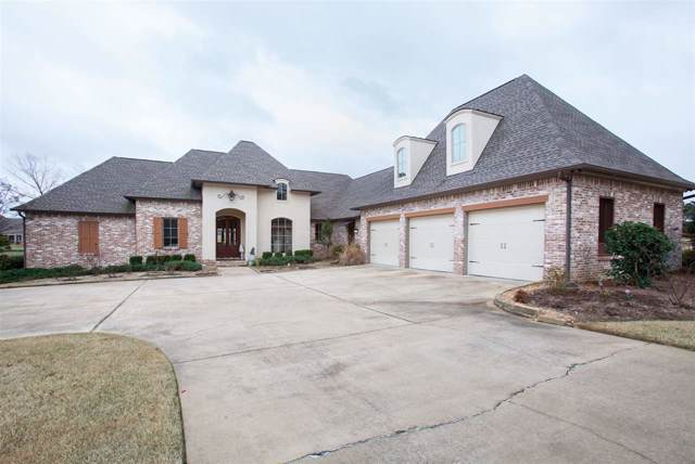 137 Glenwood Bend, Madison, MS 39110 (MLS #326998) :: RE/MAX Alliance