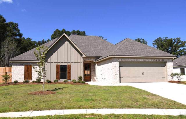 117 Sylvia's Place, Brandon, MS 39042 (MLS #327002) :: RE/MAX Alliance