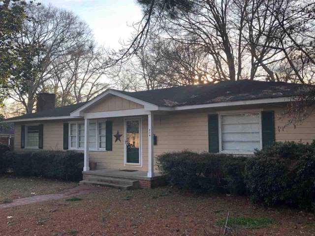 214 Ray St, Canton, MS 39046 (MLS #327028) :: RE/MAX Alliance