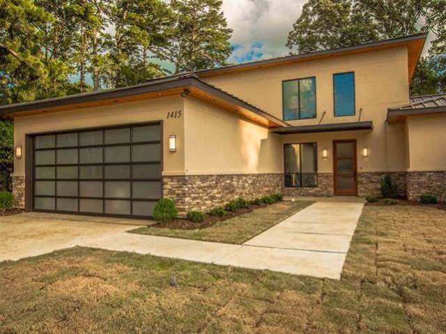 1415 Meadowbrook Rd, Jackson, MS 39211 (MLS #327071) :: RE/MAX Alliance