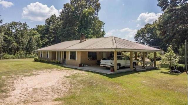 450 E New Hope Rd, Mt. Olive, MS 39119 (MLS #327121) :: RE/MAX Alliance
