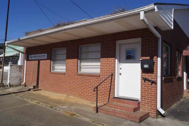 220 Canal St, McComb, MS 39648 (MLS #327344) :: RE/MAX Alliance