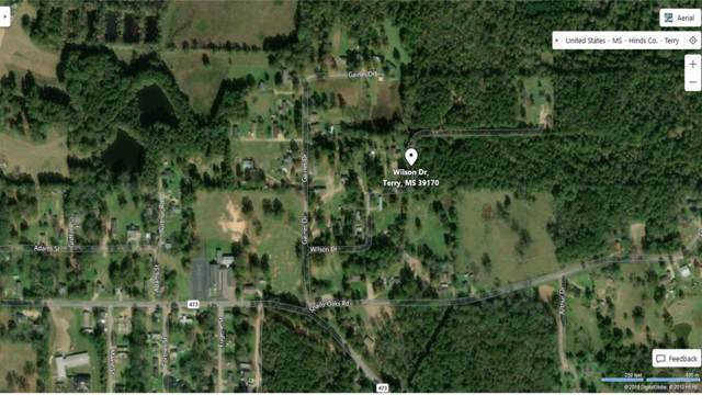 0 Moncure Marble Rd, Terry, MS 39170 (MLS #327353) :: RE/MAX Alliance