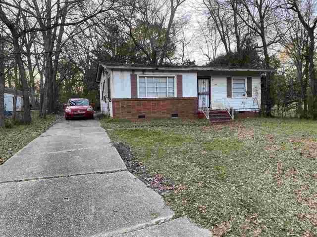 303 Hillsdale Dr, Jackson, MS 39209 (MLS #327357) :: Three Rivers Real Estate