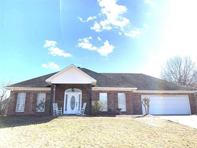126 Butler Creek Dr, Florence, MS 39073 (MLS #327359) :: RE/MAX Alliance
