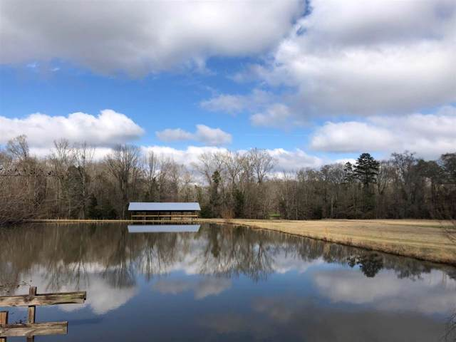 0 Lebanon Pine Grove Rd, Terry, MS 39170 (MLS #327463) :: RE/MAX Alliance