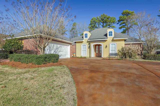 139 W Legacy Dr, Brandon, MS 39042 (MLS #327469) :: Three Rivers Real Estate