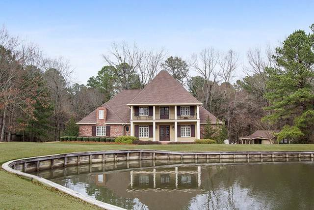 132 Golden Pond Dr, Madison, MS 39110 (MLS #327582) :: List For Less MS
