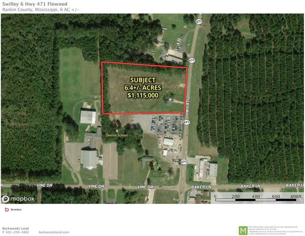 0 Highway 471 Hwy, Flowood, MS 39232 (MLS #327682) :: Mississippi United Realty
