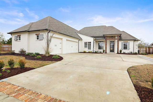 1001 Sapphire Xing, Flowood, MS 39232 (MLS #327749) :: Mississippi United Realty