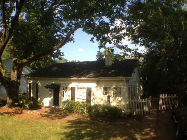 1322 St. Ann, Jackson, MS 39202 (MLS #327781) :: RE/MAX Alliance