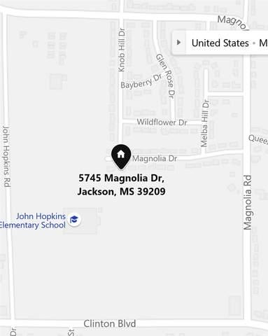 5745 Magnolia Dr, Jackson, MS 39209 (MLS #327913) :: RE/MAX Alliance