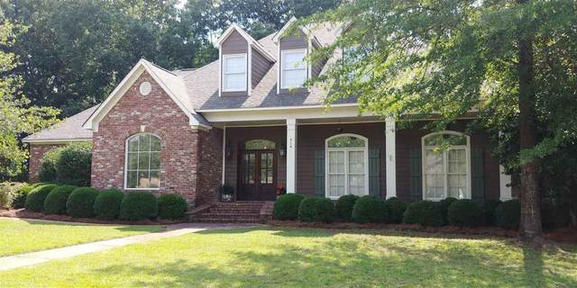 414 Thorngate Dr, Brandon, MS 39042 (MLS #327939) :: Mississippi United Realty