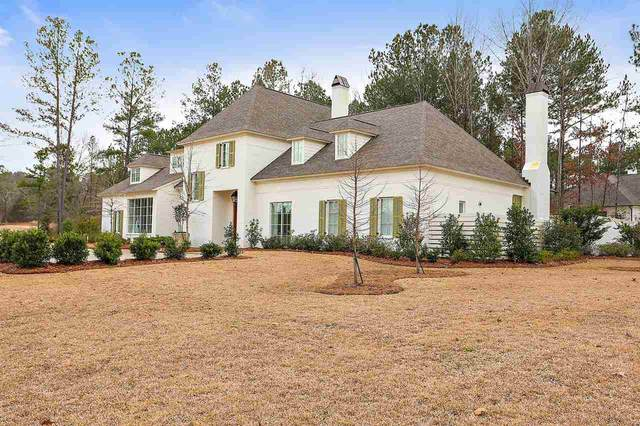 119 Hidden Oaks Trail, Ridgeland, MS 39157 (MLS #327943) :: RE/MAX Alliance