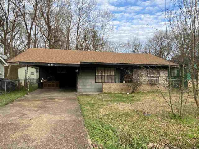 3560 Horton Dr, Jackson, MS 39213 (MLS #327955) :: Three Rivers Real Estate