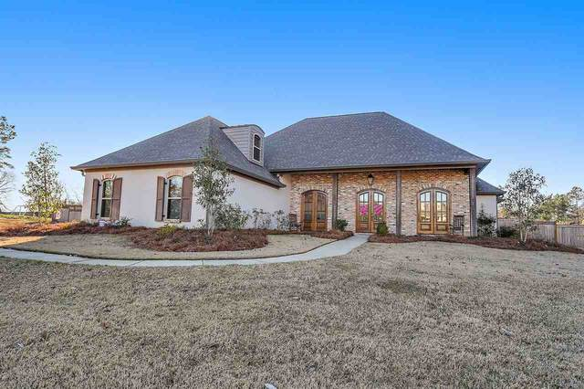 107 Ridgetop Cir, Flowood, MS 39232 (MLS #327998) :: Mississippi United Realty