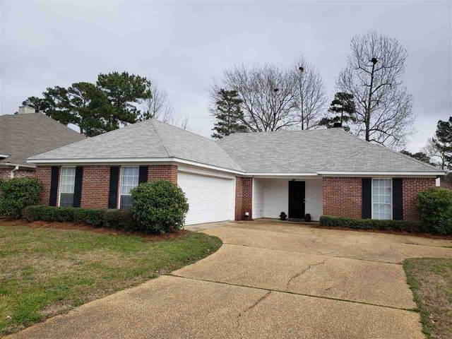 505 Edgewater Branch Dr, Brandon, MS 39042 (MLS #328032) :: RE/MAX Alliance