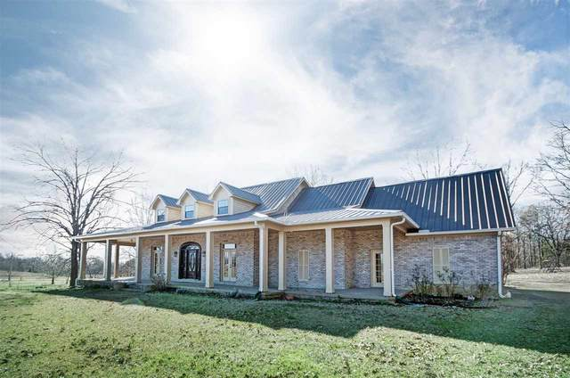 4525 Tank Rd, Terry, MS 39170 (MLS #328061) :: RE/MAX Alliance