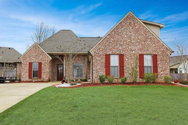 53 Creekside Cove, Clinton, MS 39056 (MLS #328065) :: Mississippi United Realty