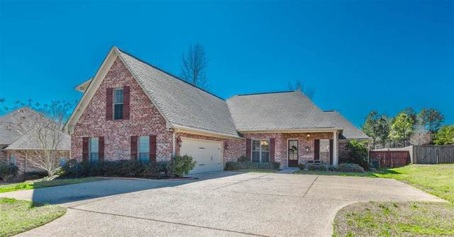 134 Choctaw Bend, Clinton, MS 39056 (MLS #328074) :: Mississippi United Realty