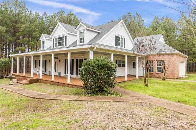 1156 Gallatin Rd, Crystal Springs, MS 39059 (MLS #328167) :: RE/MAX Alliance