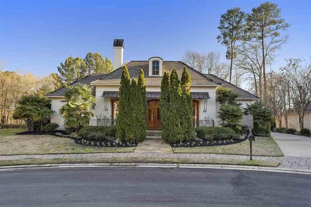 917 Laroche Ct, Ridgeland, MS 39157 (MLS #328200) :: Three Rivers Real Estate