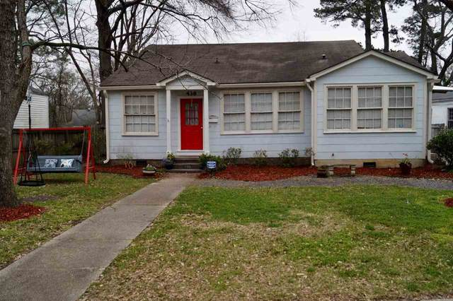 438 Downing St, Jackson, MS 39216 (MLS #328216) :: RE/MAX Alliance