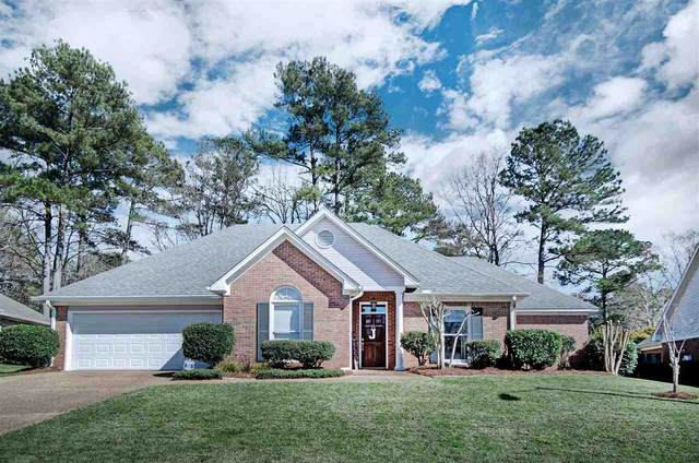 408 Idlewoods Ln, Ridgeland, MS 39157 (MLS #328254) :: Mississippi United Realty