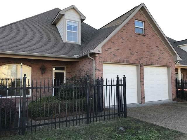 19 Savannah Cir, Brandon, MS 39047 (MLS #328272) :: Three Rivers Real Estate