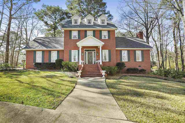 115 Easthaven Dr, Brandon, MS 39042 (MLS #328292) :: Mississippi United Realty