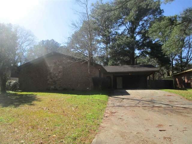1517 Vernon Cir, Jackson, MS 39204 (MLS #328320) :: Three Rivers Real Estate