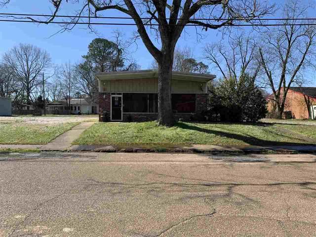 151 Lexington St, Pickens, MS 39146 (MLS #328322) :: RE/MAX Alliance