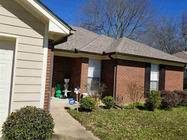132 Northgate Dr, Canton, MS 39046 (MLS #328349) :: Three Rivers Real Estate