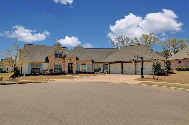 121 Edgewood Dr, Madison, MS 39110 (MLS #328455) :: RE/MAX Alliance