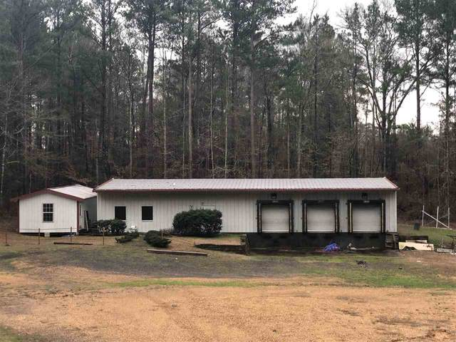 9544 Hwy 18 Hwy, Magee, MS 39111 (MLS #328458) :: RE/MAX Alliance