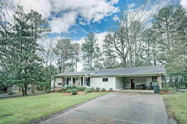 1527 Kimwood Cir, Jackson, MS 39211 (MLS #328472) :: Three Rivers Real Estate