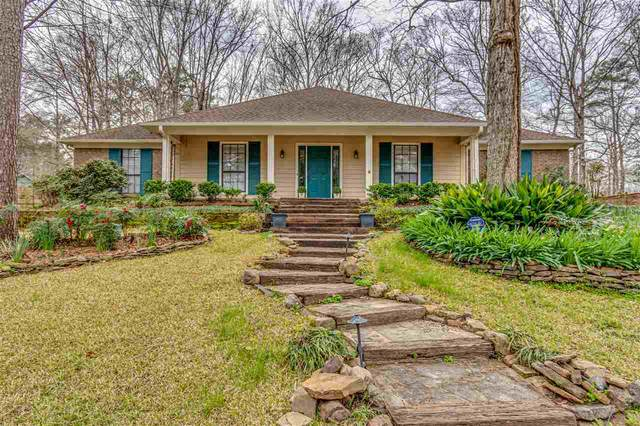 535 Dixton Dr, Brandon, MS 39047 (MLS #328542) :: RE/MAX Alliance