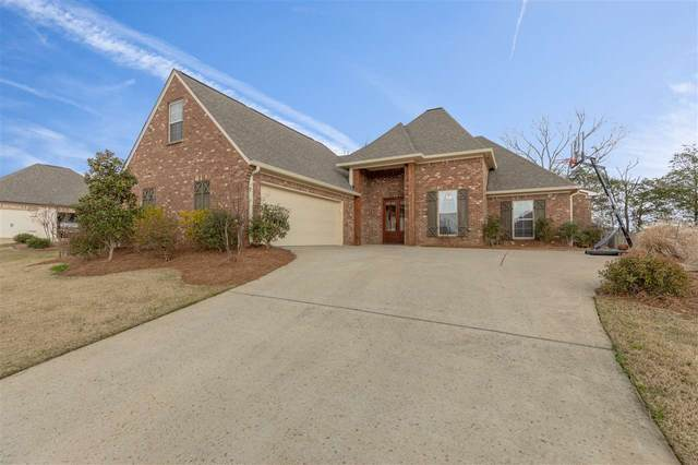 86 Brisco St, Madison, MS 39110 (MLS #328601) :: List For Less MS