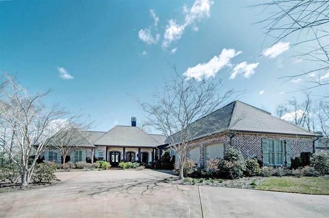 430 Heritage Pl, Flowood, MS 39232 (MLS #328726) :: Exit Southern Realty