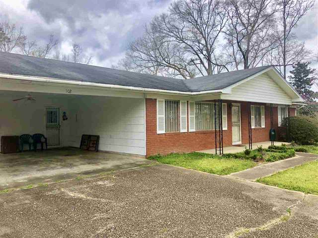 102 Wood Ln, Hazlehurst, MS 39083 (MLS #328738) :: Three Rivers Real Estate