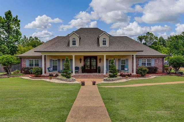 186 Bridlewood Dr, Brandon, MS 39047 (MLS #328783) :: Mississippi United Realty