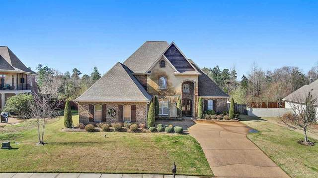 308 Deer Hollow, Brandon, MS 39047 (MLS #328790) :: RE/MAX Alliance