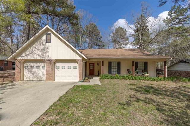 518 Bradford Dr, Brandon, MS 39047 (MLS #329013) :: RE/MAX Alliance