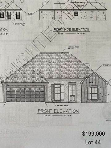 170 Nottinghill Pl, Canton, MS 39046 (MLS #329029) :: RE/MAX Alliance