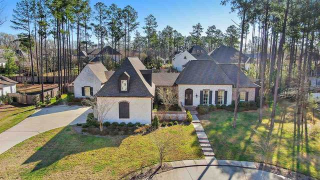 168 Green Glades, Ridgeland, MS 39157 (MLS #329071) :: List For Less MS