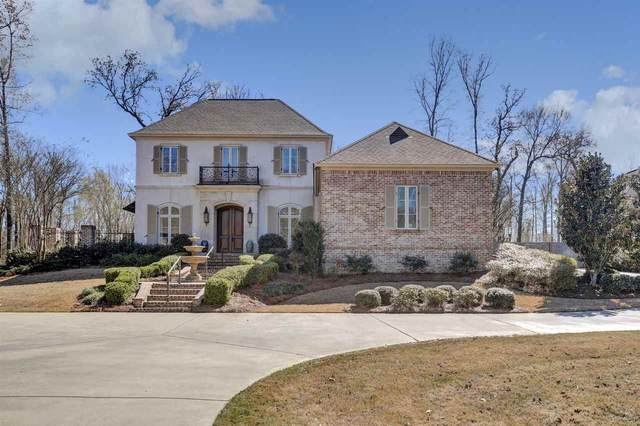 127 Langdon Dr, Madison, MS 39110 (MLS #329164) :: List For Less MS