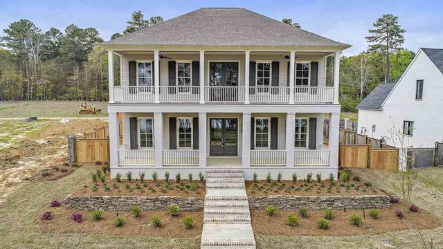126 North Natchez Dr, Madison, MS 39110 (MLS #329194) :: Mississippi United Realty