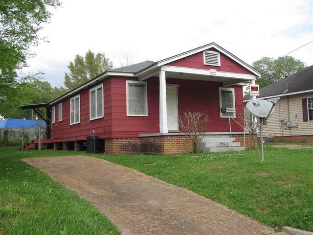 710 Chestnut Dr, Jackson, MS 39204 (MLS #329216) :: Mississippi United Realty